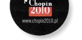 Logo CHOPIN 2010 mitja