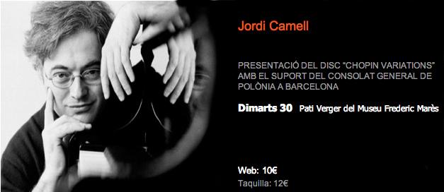 Jordi Camell mas i mas
