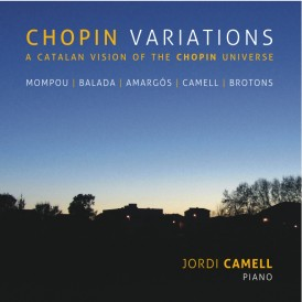 Portada Chopin Variations